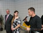 gratulacje od Pana Arkadiusza Jeża z Wielkopolskiego WOPR